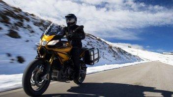 Moto - News: Aprilia Caponord 1200 Rally: sapore d'avventura