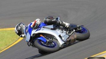 Moto - Test: Yamaha R1 2015: una vera MotoGP di serie