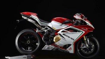 Moto - News: MV Agusta F4 RC: 212 cavalli di serie