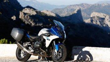 Moto - News: BMW R1200RS: viaggiare 'all inclusive'