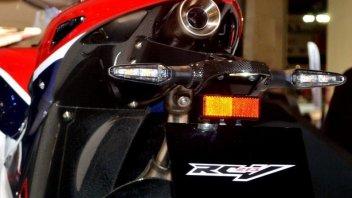 Moto - News: Honda RC213V-S: un brevetto sul codone