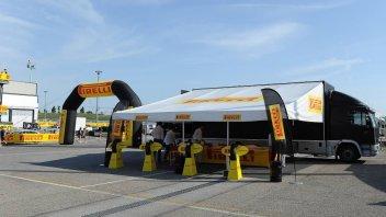 Moto - News: SBK Track Days: in pista con Pirelli
