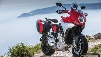 Moto - News: Turismo Veloce: la rivoluzione di MV Agusta