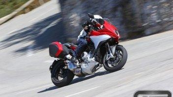 Moto - Test: MV Turismo Veloce: lo Jin e lo Jang
