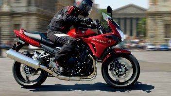 Moto - News: Suzuki, Bandit 1250S ABS: muscoli e sostanza