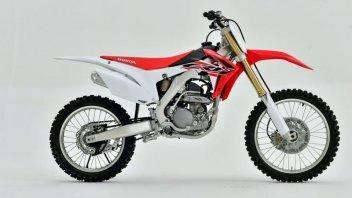 Moto - News: Honda: la gamma CRF-R 250/450 My16