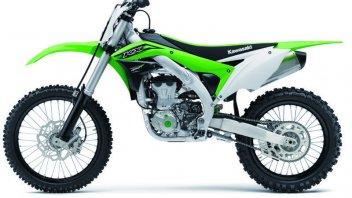 Moto - News: KX450F: Kawasaki rinnova la sua regina