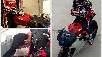 Terza Ducati per Scassa, wild-card a Misano