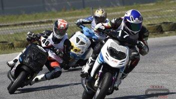 Moto - Scooter: La Polini Italian Cup a Pomposa