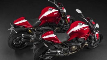 Moto - News: Ducati da record: +22% rispetto al 2014
