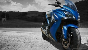 Moto - News: Suzuki GSX-S1000F: Sport da strada