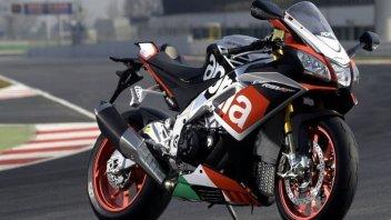 Moto - News: V4 On Track: in pista con le sportive Aprilia