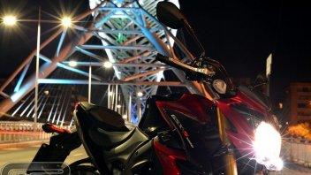 Moto - News: Prosegue il Suzuki Demoride Tour 2015