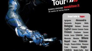 Moto - News: Suzuki Demo Ride Tour 2015: ultime date