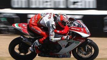 Jerez, WSS: pole di Sofuoglu, Zanetti insegue