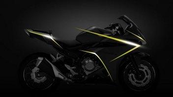 Moto - News: Honda, new look per la CBR500R