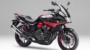 Moto - News: Honda mostra a Tokio le CB Bol d'Or