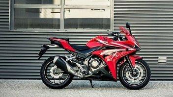 Moto - News: Honda, la CBR500R debutta in Florida