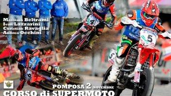 Moto - News: Supermoto: Corso gratuito FMI a Pomposa