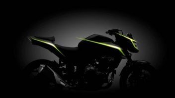 Moto - News: Honda rinnova la CB500F: la vedremo a Milano
