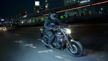 Moto - News: Yamaha: nuove leve Dark con la MT-03