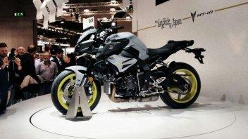 Moto - News: Yamaha: il futuro delle moto? 3 ruote, ma non solo