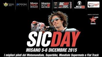Moto - News: Al circuito di Misano il SIC DAY 2015