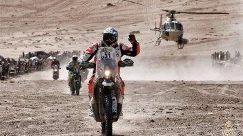 Dakar: Dakar 2016: ha inizio l'Odissea sudamericana