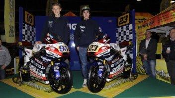 Antonelli svela la Honda del team Ongetta
