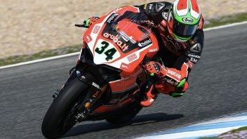 Test Jerez: Giugliano insegue Sykes