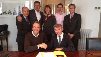 Moto - News: Alesport acquisita da Aegis Media