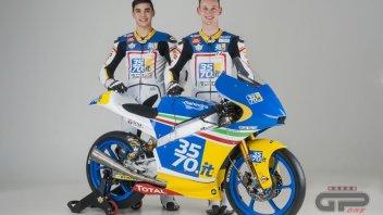 Tutte le foto del Team Italia Moto3