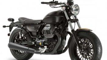 Moto - News: Moto Guzzi V9 Roamer & Bobber, piacere di guida