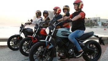 Moto - News: Ducati, la Scrambler Sixty2 ad acquisto agevolato