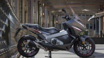 Moto - News: Honda Integra my'16: evoluzione con stile