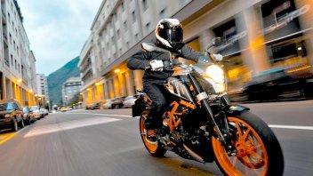 Moto - News: KTM, la gamma Street tutta da provare