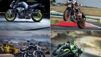 Moto - News: Motodays 2016: la giostra dei colori