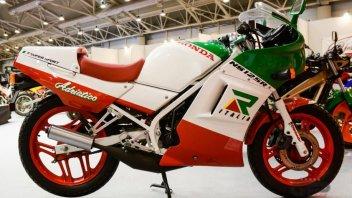Moto - News: NS125R Adriatico: il glamour del Made in Italy
