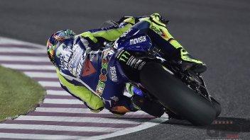 Moto - News: Ecco come respirano le M1 di Rossi e Lorenzo