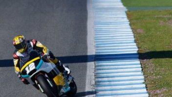 Test Jerez, Turno 2: Luthi si conferma