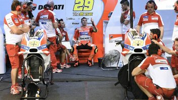 """Ducati: spunta il """"mistero"""" della GP15.9"""