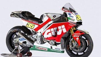 GIVI title sponsor sulla Honda di Crutchlow