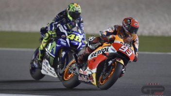 Argentina: la rivincita per Rossi e Marquez
