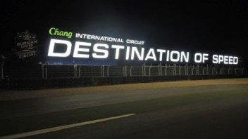 Pirelli: in Tailandia con gomme 'di serie'