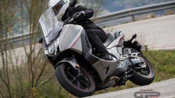 Moto - Test: Honda Integra '16: doppia anima