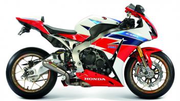 Moto - News: Honda celebra John McGuinness: CBR TT Special Edition