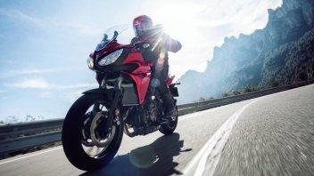 Moto - News: Yamaha: arriva la nuova MT-07 Tracer