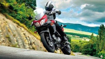 Moto - News: Suzuki: V-Strom 650 ABS e XT: un finanziamento interessante!