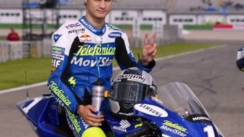 Dani Pedrosa back to blue with Yamaha