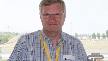 Jan Witteveen fa un passo indietro